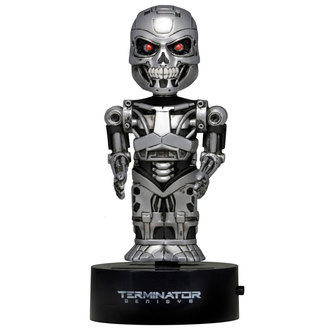 Figurină Terminator - Genisys Body Knocker Bobble-Figure Endoskeleton, NNM, Terminator