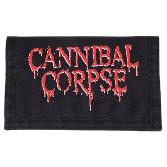 Portofel Cannibal Corpse - Logo - PLASTIC HEAD, PLASTIC HEAD, Cannibal Corpse