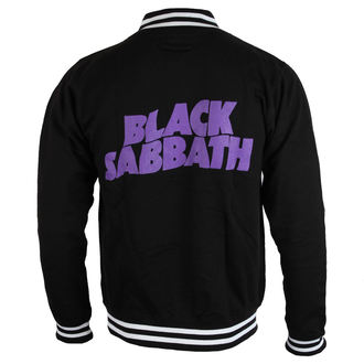 hanorac bărbați Black Sabbath - Wavy Logo - ROCK OFF, ROCK OFF, Black Sabbath