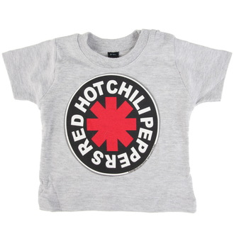 tricou stil metal bărbați copii Red Hot Chili Peppers - Logo in Circle -, Red Hot Chili Peppers