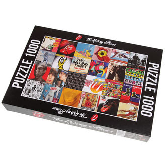 Puzzle 1000 piese Rolling Stones, Rolling Stones