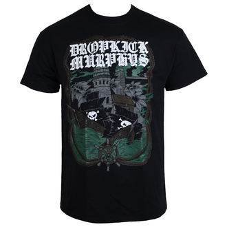 tricou stil metal bărbați Dropkick Murphys - Armada - KINGS ROAD, KINGS ROAD, Dropkick Murphys