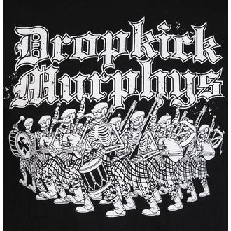 tricou stil metal bărbați Dropkick Murphys - Marching - KINGS ROAD, KINGS ROAD, Dropkick Murphys