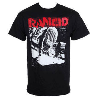 tricou stil metal bărbați Rancid - Boot - KINGS ROAD, KINGS ROAD, Rancid