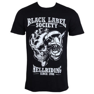 tricou stil metal bărbați Black Label Society - HELL RIDING - PLASTIC HEAD, PLASTIC HEAD, Black Label Society