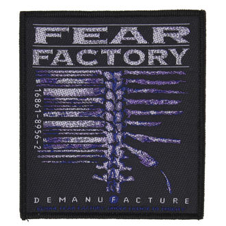 Petic FEAR FACTORY - DEMANUFACTURE - RAZAMATAZ, RAZAMATAZ, Fear Factory