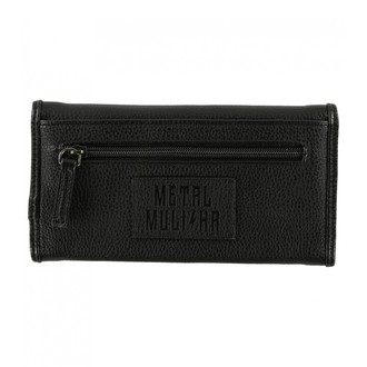 Portofel METAL MULISHA - UPTOWN - BLK, METAL MULISHA