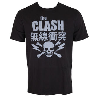 tricou stil metal bărbați Clash - THE CLASH BOLT - AMPLIFIED, AMPLIFIED, Clash