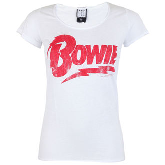 tricou stil metal femei David Bowie - DAVID BOWIE - AMPLIFIED, AMPLIFIED, David Bowie