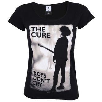 tricou stil metal femei Cure - BOYS DON'T CRY - AMPLIFIED, AMPLIFIED, Cure