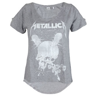 tricou stil metal femei Metallica - Damage Inc Drop Shoulder -, Metallica