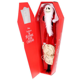 Decoraţiune (figurină) Nightmare before Christmas - Coffin Doll Santa Jack