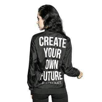 Geacă primăvară/ toamnă unisex - Create Your Own Future - BLACK CRAFT, BLACK CRAFT