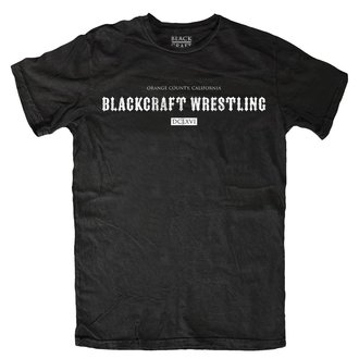 tricou bărbați - Wrestling - BLACK CRAFT, BLACK CRAFT