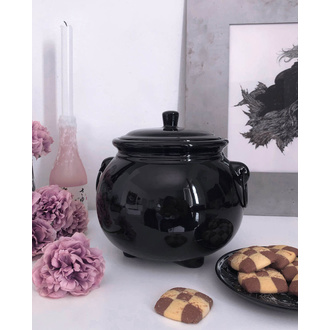 Decorațiune (borcan) KILLSTAR - Cauldron - Cookie Jar, KILLSTAR