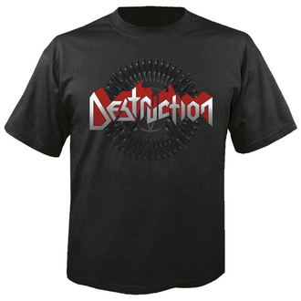 Tricou bărbați DESTRUCTION - Inspired by death - NUCLEAR BLAST - 28145_TS