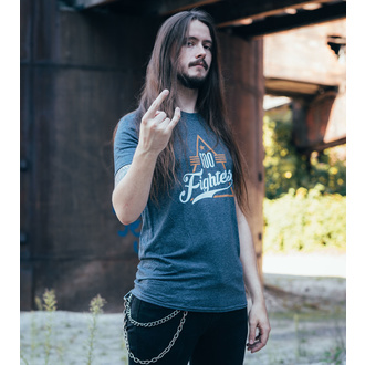 Tricou bărbătesc Foo Fighters - HEATHER - ROCK OFF, ROCK OFF, Foo Fighters