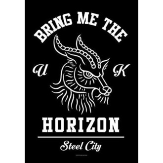 Steag Bring Me the Horizon - Goat, HEART ROCK, Bring Me The Horizon