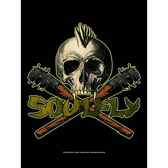 steag Soulfly - Craniu, HEART ROCK, Soulfly