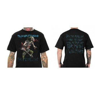 tricou stil metal bărbați Malignant Tumour - THE METALLIST WITH GUITAR - NNM, NNM, Malignant Tumour