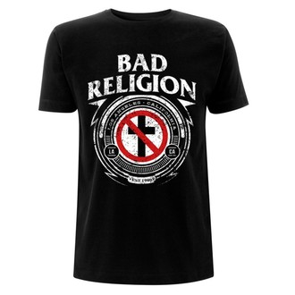 tricou stil metal bărbați Bad Religion - Badge - NNM, NNM, Bad Religion