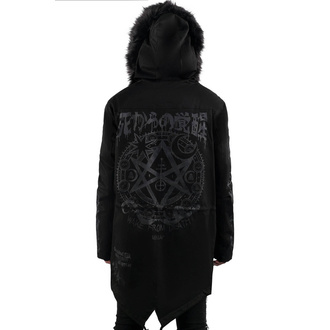 Geacă unisex KILLSTAR - Wake From Death Parka, KILLSTAR