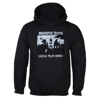 Hanorac bărbați BEASTIE BOYS - CHECK YOUR HEAD - NEGRU - GO TO HAVE IT, GOT TO HAVE IT, Beastie Boys