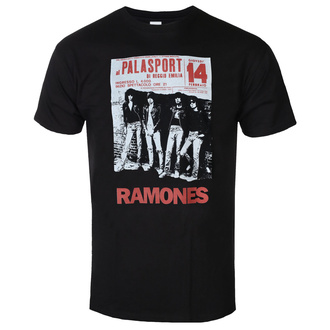 Tricou bărbați RAMONES - PALASPORT POSTER - NEGRU - GOT TO HAVE IT, GOT TO HAVE IT, Ramones
