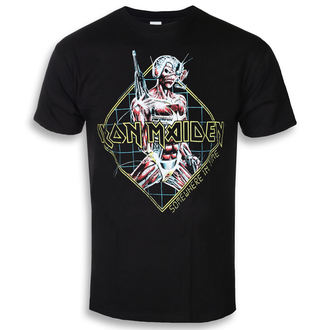 tricou stil metal bărbați Iron Maiden - Somewhere In Time Diamond - ROCK OFF, ROCK OFF, Iron Maiden