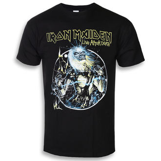 tricou stil metal bărbați Iron Maiden - Live After Death - ROCK OFF, ROCK OFF, Iron Maiden