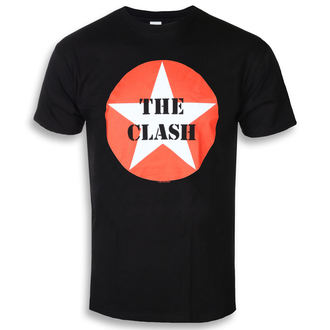 tricou stil metal bărbați Clash - STAR BADGE - PLASTIC HEAD, PLASTIC HEAD, Clash