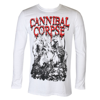tricou stil metal bărbați Cannibal Corpse - PILE OF SKULLS 2018 - PLASTIC HEAD, PLASTIC HEAD, Cannibal Corpse