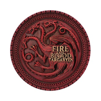 Magnet Game of thrones - House Targaryen, NNM, Urzeala tronurilor