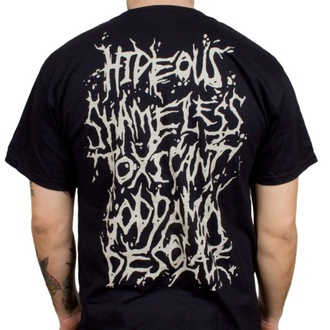 tricou stil metal bărbați Cattle Decapitation - Alone At The Landfill - INDIEMERCH, INDIEMERCH, Cattle Decapitation