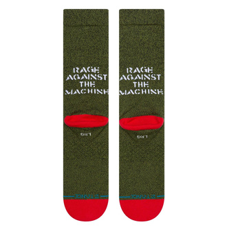 Șosete Rage Against The Machine - RENEGADES - Verde Army - STANCE, STANCE, Rage against the machine