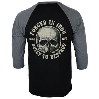 tricou stil metal bărbați Black Label Society - FORGED IN IRON - PLASTIC HEAD, PLASTIC HEAD, Black Label Society