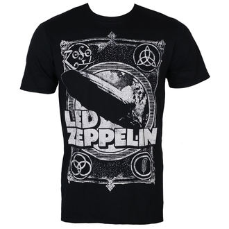 tricou stil metal bărbați Led Zeppelin - SHOOK ME - PLASTIC HEAD, PLASTIC HEAD, Led Zeppelin
