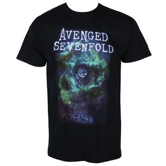 tricou stil metal bărbați Avenged Sevenfold - SPACE FACE - PLASTIC HEAD, PLASTIC HEAD, Avenged Sevenfold