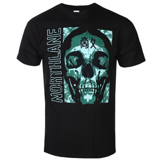 Tricou bărbați Northlane - Green Enemy - Negru - KINGS ROAD, KINGS ROAD, Northlane