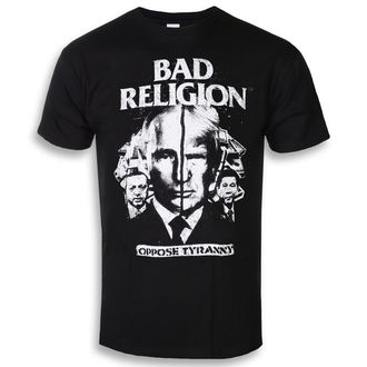 tricou stil metal bărbați Bad Religion - Oppose Tyranny - KINGS ROAD, KINGS ROAD, Bad Religion