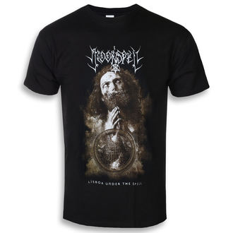tricou stil metal bărbați Moonspell - Lisboa Under The Spell - NAPALM RECORDS, NAPALM RECORDS, Moonspell