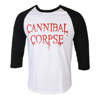 tricou stil metal bărbați Cannibal Corpse - DRIPPING LOGO - PLASTIC HEAD, PLASTIC HEAD, Cannibal Corpse