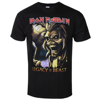 tricou stil metal bărbați Iron Maiden - Killers - ROCK OFF, ROCK OFF, Iron Maiden