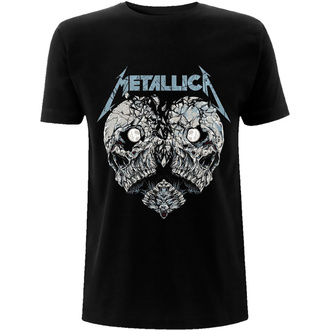 Tricou pentru bărbați Metallica - Heart Broken - ROCK OFF - METTS39MB03