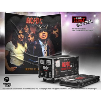 Decorațiune AC / DC - On Tour Highway to Hell Road - KNUCKLEBONZ, KNUCKLEBONZ, AC-DC