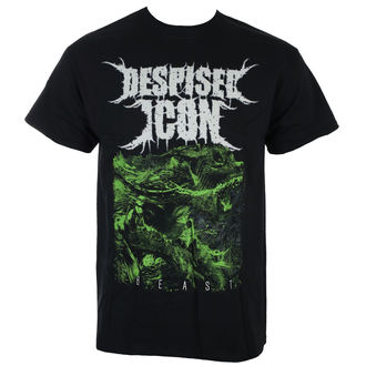 tricou stil metal bărbați Despised Icon - BEAST - Just Say Rock, Just Say Rock, Despised Icon