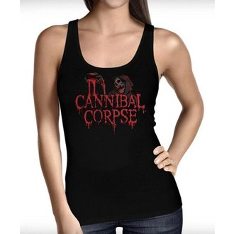 Maieu femei CANNIBAL CORPSE - BLOOD GHOUL - JSR, Just Say Rock, Cannibal Corpse