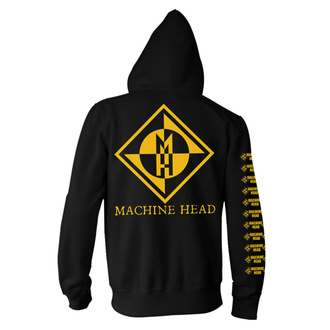 hanorac cu glugă bărbați Machine Head - Diamond - NNM, NNM, Machine Head