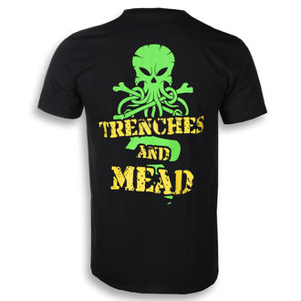 tricou stil metal bărbați Alestorm - TRENCHES AND MEAD - PLASTIC HEAD, PLASTIC HEAD, Alestorm