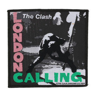 Petic  THE  CLASH - LONDON CALLING - RAZAMATAZ, RAZAMATAZ, Clash